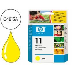 Cabezal HP 11 color Amarillo C4813A