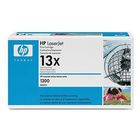 Toner HP 13X Q2613X color Negro