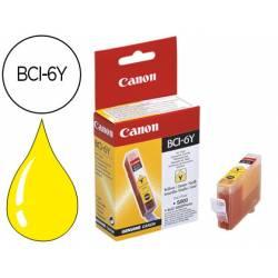 Cartucho Canon 4708A002 Nº BCI-6Y Amarillo