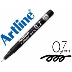 Rotulador Color Negro Artline EK-2805 Calibrado Micrométrico 0,7 mm