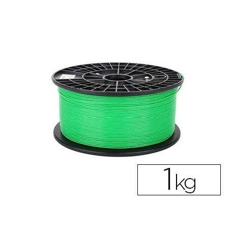 Filamento 3d Colido Gold PLA color verde