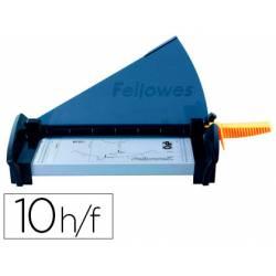 Cizalla Metálica de Palanca Fellowes Fusion A4 de 10 hojas 80g/m2