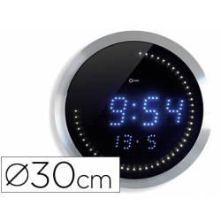 Reloj de pared LED Marca Cep
