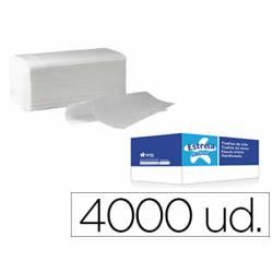 Toalla de papel secamanos Amoos 2 capas 210x220 mm