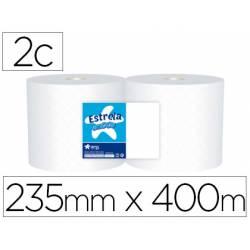 Bobina de papel industrial marca Amoos