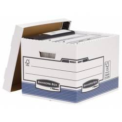 Cajon Fellowes reciclado capacidad 4 cajas archivo tamaño Din A4