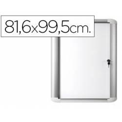 Vitrina de anuncio marca Bi-office magnetica 816x995mm