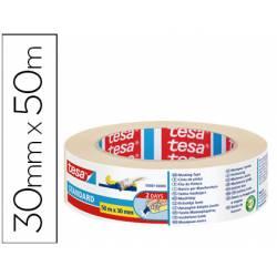 Cinta adhesiva Tesa para pintor 50 mt x 30 mm