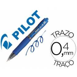 Boligrafo Pilot G-2 XS Color Azul 0,4 mm Pixie
