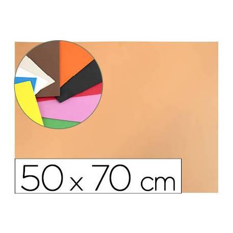 Goma eva marca Liderpapel 50x70cm 60 g/m2 piel