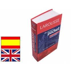 Diccionario Ingles Español marca Larousse pocket