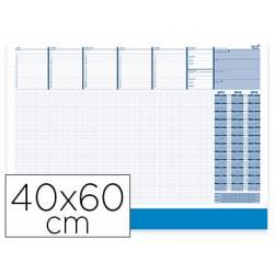 Planning de sobremesa semanal Quo Vadis 40x60cm