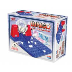 Juego de mesa Bingo A partir de 12 años Falomir xxl Premium