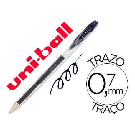 Boligrafo Uni-Ball Roller UM-120 signo 0,4 mm color negro
