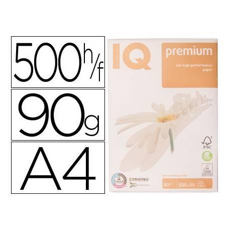 Papel multifuncion A4 Mondi IQ Premium 90 g/m2