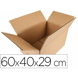 Caja para embalar marca Q-Connect 60x40x29Cm