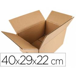 Caja para embalar marca Q-Connect 40x29x22Cm