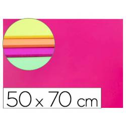 Goma Eva Liderpapel color fluor rosa