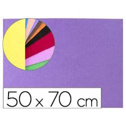 Goma Eva Liderpapel textura toalla color lila