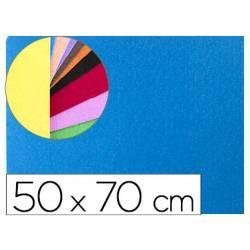 Goma Eva Liderpapel textura toalla color azul