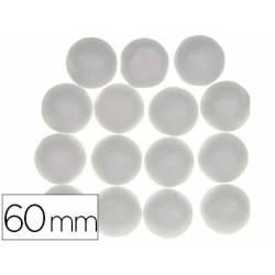 Bolas de Porexpan 60 mm blanco itKrea