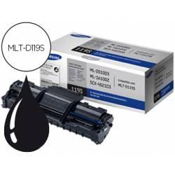 Toner Samsung MLT-D119S color Negro