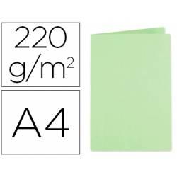 Subcarpeta Exacompta Foldyne din A4 250 gr color verde