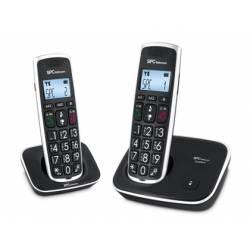 Telefono inalambrico spc Telecom 7243n negro