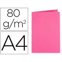 Subcarpeta Exacompta din A4 80 g/m2 color rosa fucsia