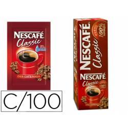 Cafe Nescafe Descafeinado Caja de 10 sobres
