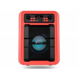 ALTAVOZ NGS BLUETOOTH ROLLER LINGO PORTATIL DE 20W COMPATIBLE CON TECNOLOGIA TWS USB MICRO SD AUX IN AUTONOMIA