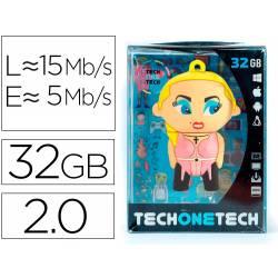 MEMORIA USB TECH ON TECH MADONA 32 GB