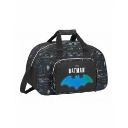 BOLSA DEPORTE SAFTA BATMAN BAT-TECH BOLSA DEPORTE 400X230X240 MM