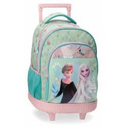 Mochila escolar Frozen Follow Your Dreams con ruedas 32 cm x 43 cm x 21 cm