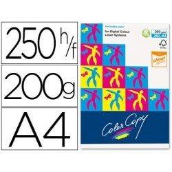 Papel multifuncion Mondi Color Copy A4 200 gr/m2 Satinado