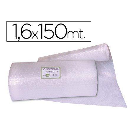 Rollo plástico burbujas 1,60x150M