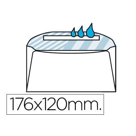 Sobre N.7 Liderpapel, 120x176mm