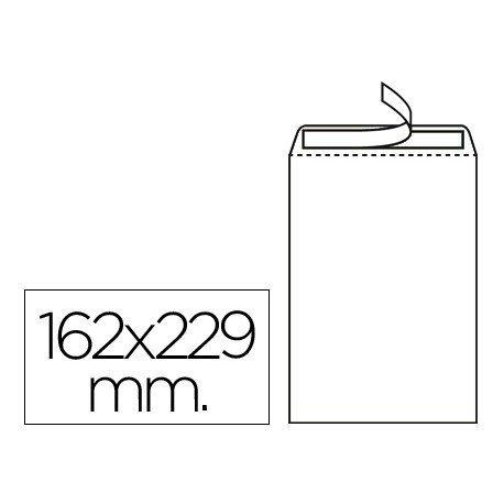 Sobre bolsa N.16 C5 Liderpapel, 162x229mm