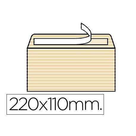 Sobre Liderpapel Verjurado, 110x220mm