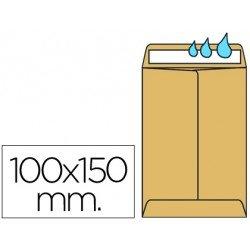 Sobre bolsa Salarios N-0 Liderpapel medidas 100x150mm