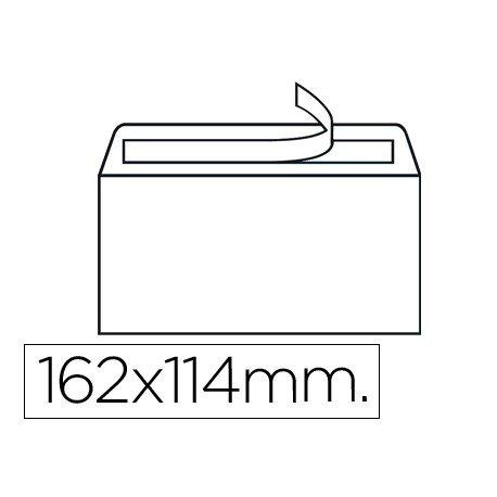 Sobre N.19 C6 Liderpapel, 114x162mm