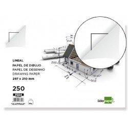 Papel dibujo marca Canson 210 x 297mm