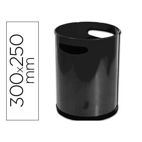 Papelera metalica Sie de 25 litros