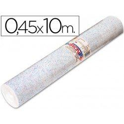 Aironfix Rollo Adhesivo 45cm x 20mt Especial Ante Blanco 100 MC