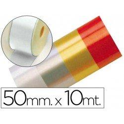 Cinta fantasia color blanco 50 mm