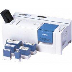 Fotolitos, cinta termica y limpiadores de maquina Stamp Creator Pro marca Brother