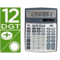 Calculadora sobremesa Citizen Modelo CCC-112S