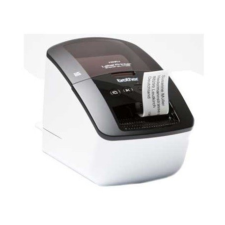 Impresora de etiquetas marca Brother QL-710W