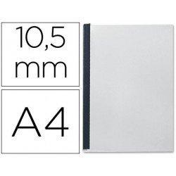 Tapa de Encuadernación Plastico Leitz DIN A4 Negra 71/105 hojas