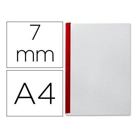 Tapa de Encuadernación Plastico Leitz DIN A4 Burdeos 36/70 hojas